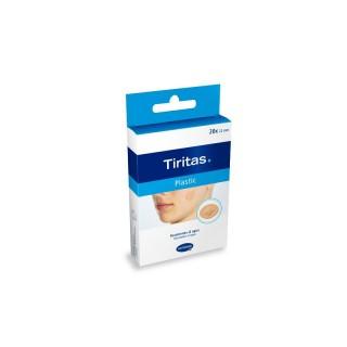 TIRITAS PLASTIC APOSITO INDIV 24 U