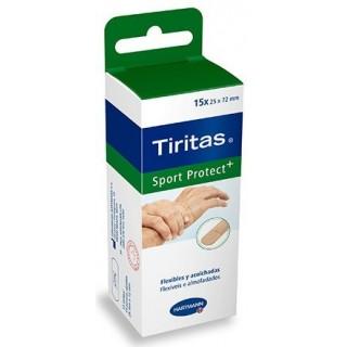 TIRITAS PROTECT 25 X 72
