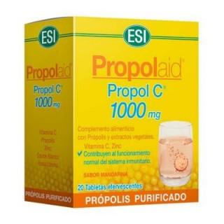 PROPOL C 1000 MG 20 TABLETAS EFERVESCENTES