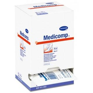 MEDICOMP GASAS 10X10CM 50 UNIDADES