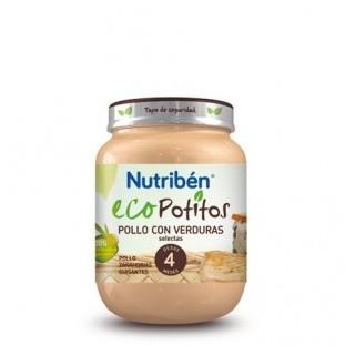 NUTR ECO POLLO VERDURAS SELECTAS 130GR
