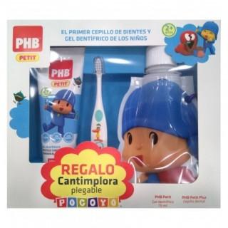 PACK PHB PETIT GEL DENTIFRICO INFANTIL + CEPILLO