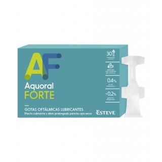 AQUORAL FORTE C/ A HIALURONICO 0.4% GOTAS OFTALM