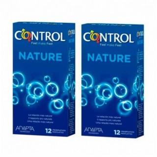CONTROL NATURE XL PRESERVATIVOS PACK AHORRO 12 +
