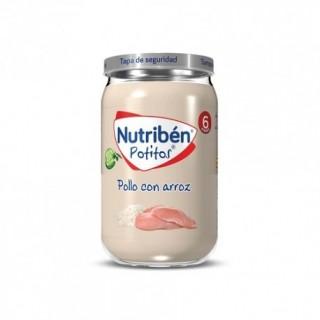 NUTR POLLO CON ARROZ POTITO 235 G