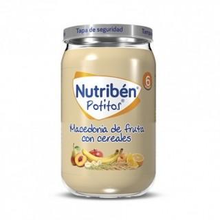 NUTR MACEDONIA DE FRUTA CON CEREALES