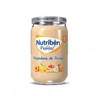 NUTR MACEDONIA DE FRUTAS POT. 235 G