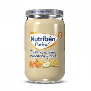 NUTR PLAT.NARANJ. MANDARINA Y PERA