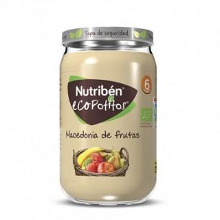 NUTR ECO MACEDONIA DE FRUTAS 235 G