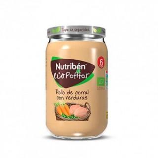 NUTR ECO POLLO DE CORRAL VERDURAS
