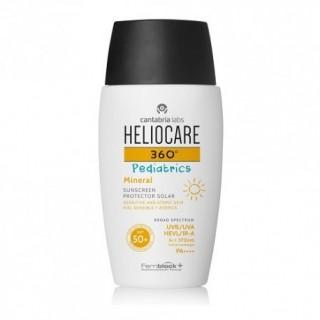 HELIOCARE 360º SPF 50+ PEDIATRICS MINERAL PROTEC