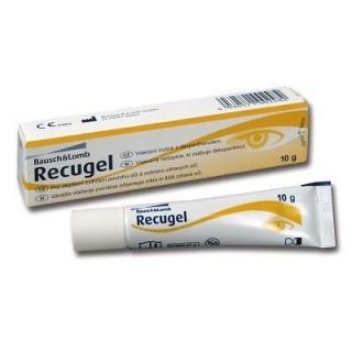 RECUGEL GEL OCULAR 10G C/DEXPANTENOL