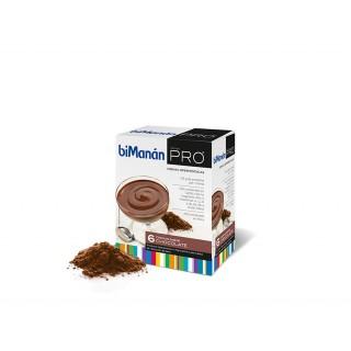 BIMANAN PRO CREMA CHOCOLATE 6CREMAS
