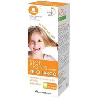 STOP PIOJOS LOCION S/INSECTICIDA 100ML PELO LARG