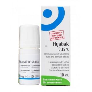 HYABAK GOTAS OCULARES 10 ML